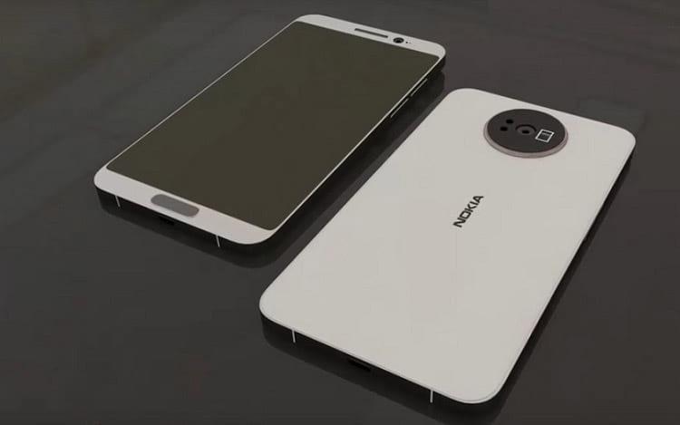 Possível Nokia 8