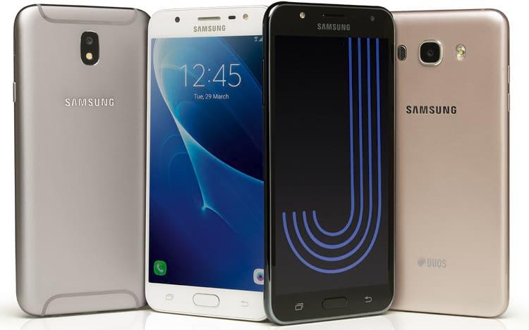 Galaxy J5 Pro e J7 NEO