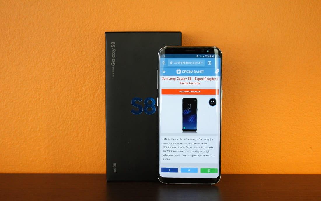 Review Galaxy S8: O melhor smartphone que já testei [vídeo]
