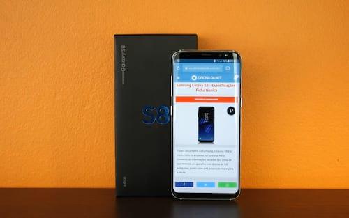 Review Samsung Galaxy S8: O melhor smartphone que já testei