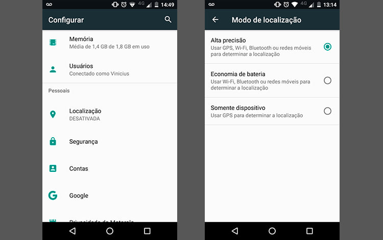 Celular roubado? Aprenda a localizar e bloquear seu Smartphone Android