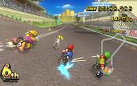 Jogador descobre modo 'Missões' no game Mario Kart Wii