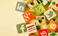 Estudo revela que 40% das pessoas no mundo estão em alguma rede social
