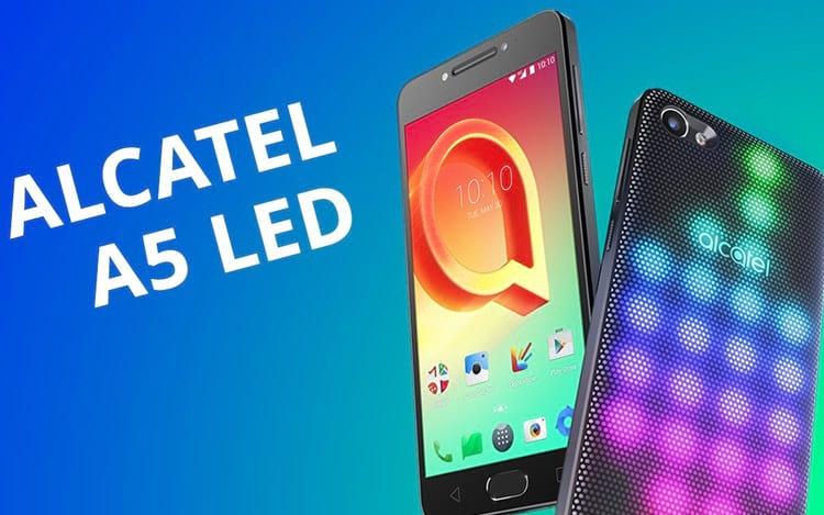 LED interativo e personalizável