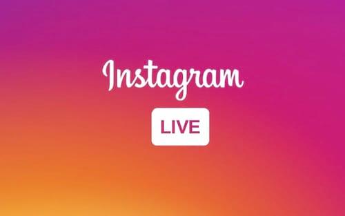 Instagram aprimora recurso de transmissão ao vivo