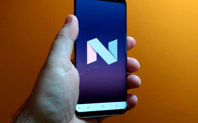Android 7.1 em apenas 1,2% dos smartphones