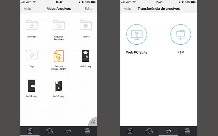 Como transferir arquivos do smartphone para o PC via Wi-Fi