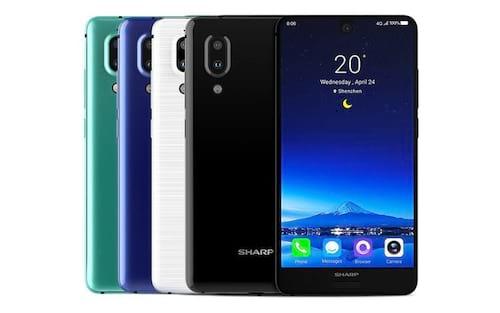 Sharp Aquos S2 tem processador Snapdragon 660 e  6 GB de RAM