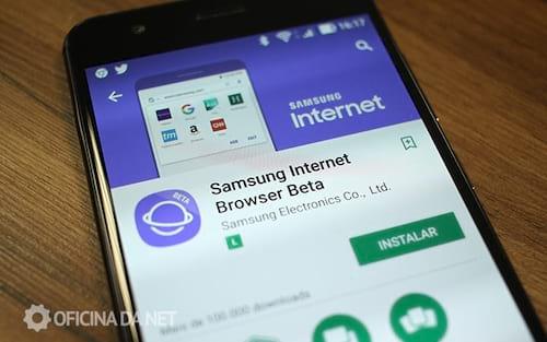Navegador da Samsung pode ser usado em todos aparelhos Android