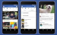 Facebook lança o Watch: concorrente para o YouTube