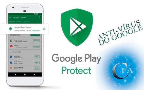 Google Play Protect é liberado para todos usuários Android