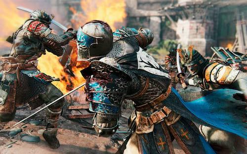 PS4 tem For Honor gratuito neste fim de semana