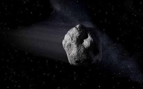 Asteroide irá passar próximo da Terra em outubro