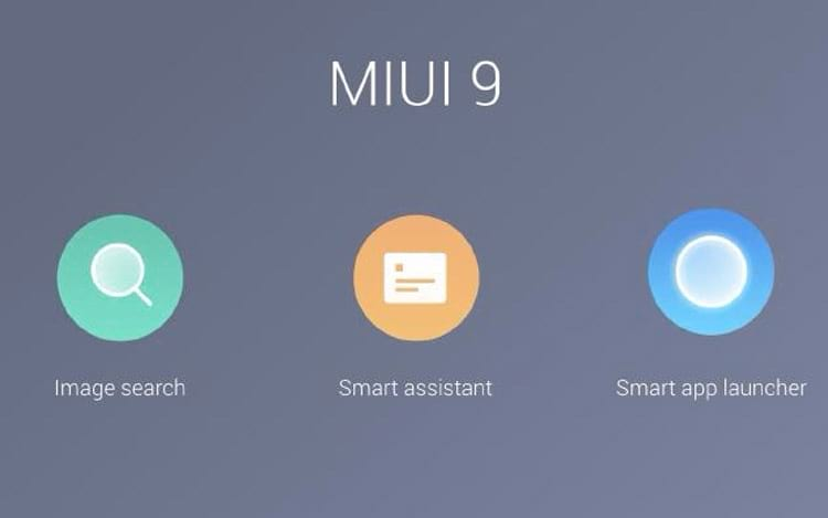 Xiaomi libera a nova interface MIUI 9 para o Mi 6, Redmi Note 4 e Redmi Note 4X