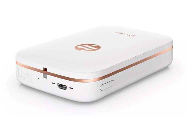 HP Sprocket: impressora fotográfica portátil chega ao Brasil