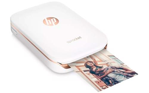 Impressora fotográfica portátil HP Sprocket chega ao Brasil