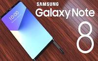 Samsung libera teaser do Galaxy Note 8