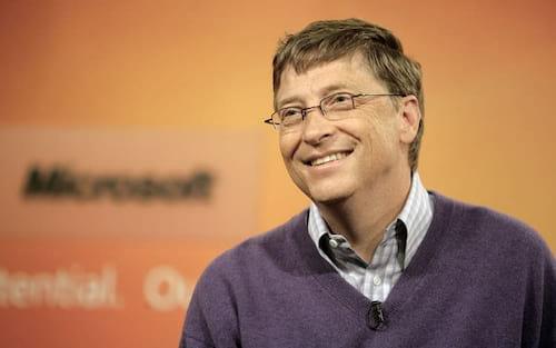 Bill Gates doa U$ 4,6 bilhões em ações da Microsoft para caridade