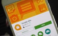 Google Allo está disponível na versão web