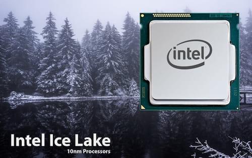 Processadores da 9ª geração ganham codinome: Ice Lake