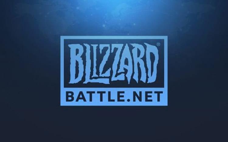 Logo da Blizzard