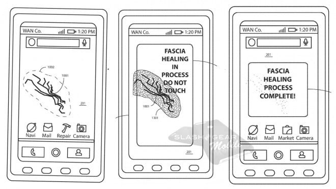 Patente da Motorola.
