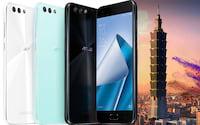 ASUS apresenta o Zenfone 4 e Zenfone 4 PRO