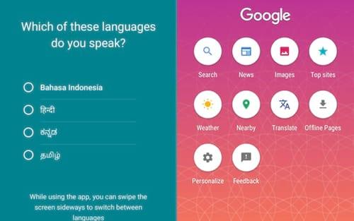 Google desenvolve buscador personalizado para quem tem internet lenta