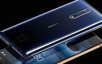 Nokia 8 chega em setembro com sistema dual-sight de câmeras