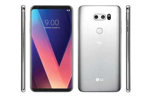 LG V30 tem imagens vazadas