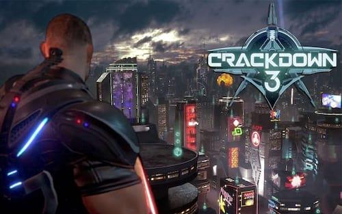 Crackdown 3 é adiado para o segundo semestre de 2018