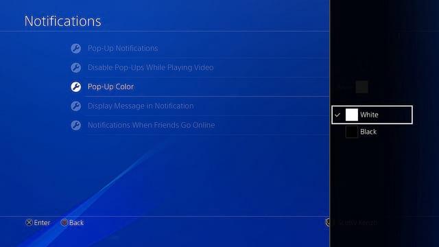 PS4 beta