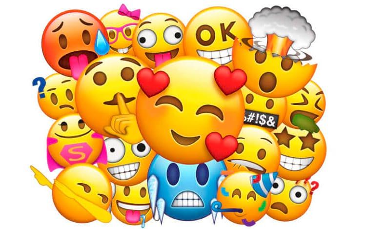 Descubra quais são os emojis mais usados do mundo