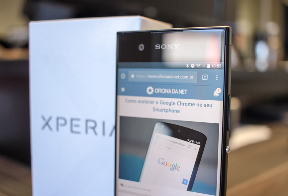 Review Xperia XA1 - Sony