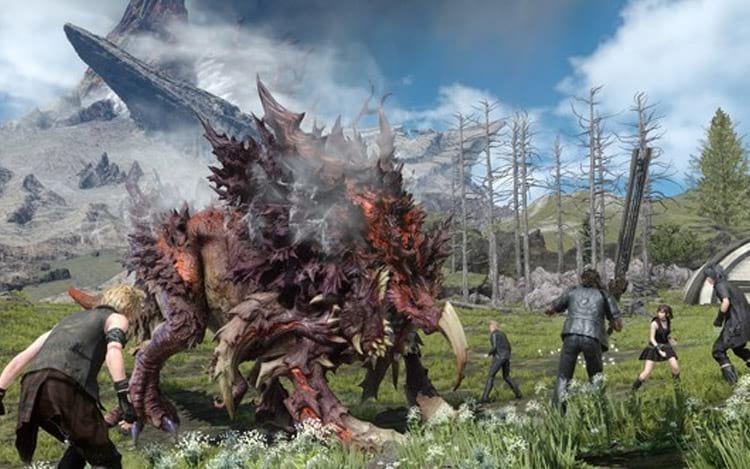 Versão PC de Final Fantasy XV é confirmada para 2018