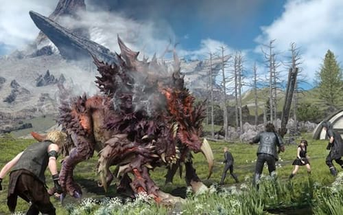 Final Fantasy XV para PC chega em 2018