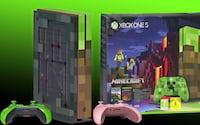 Microsoft anuncia edição do Xbox One S Minecraft