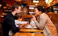 Mark Zuckerberg revela afastamento do Facebook para acompanhar sua segunda filha
