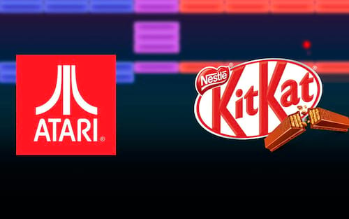 Atari processa Nestlé por publicidade no KitKat