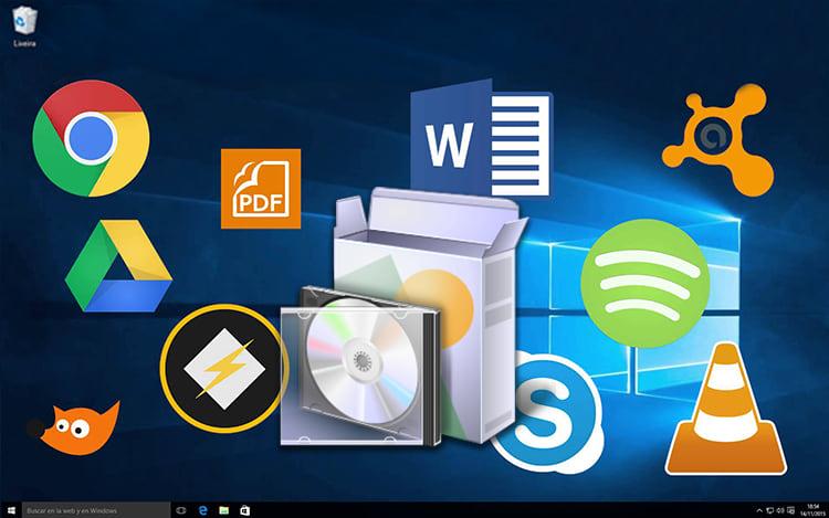 Como instalar vários programas de uma só vez depois de formatar o computador