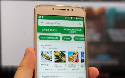 Play Store possuía mais de 500 apps infectados