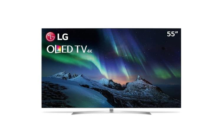 TV OLED ultrafina da LG