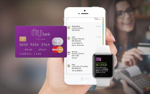 Nubank irá utilizar GPS do celular pra evitar fraudes
