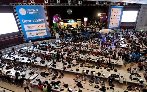 Campus Party 2018 terá a presença de Steve Wozniak