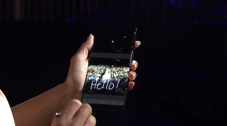 Galaxy Note 8: SPen agora com animações