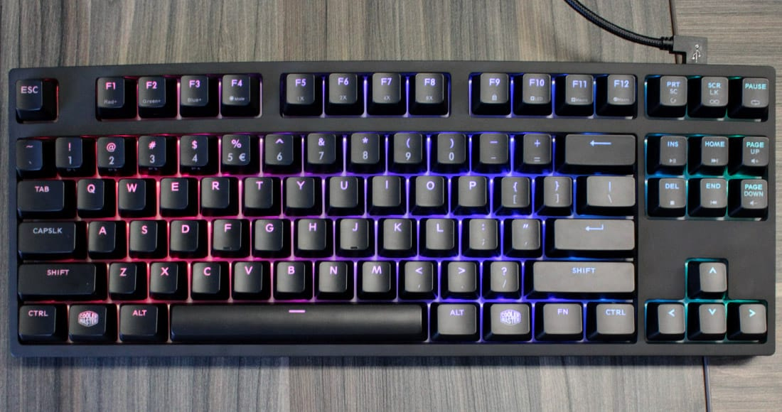 [VÍDEO] Review: Teclado Cooler Master MasterKeys Pro S