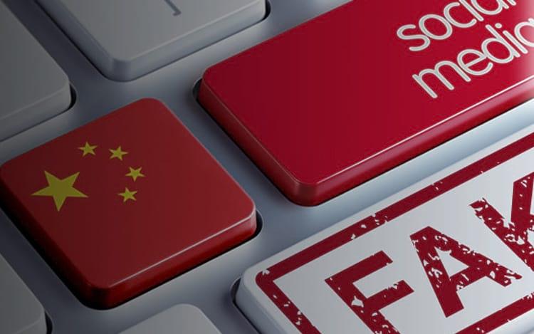 Comentários fake na china são proibidos, como?