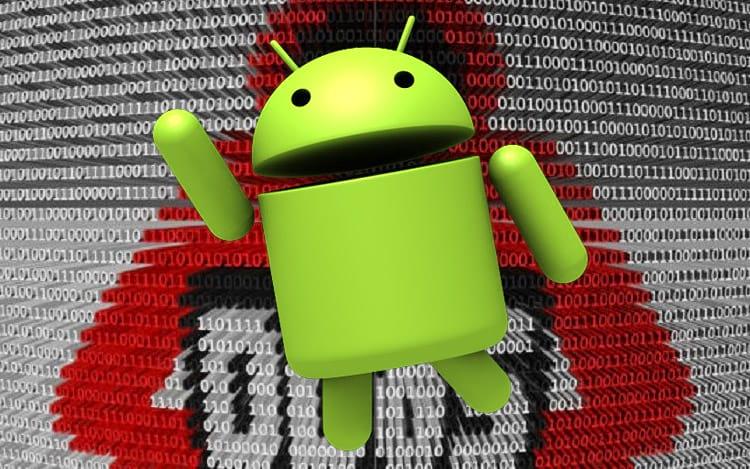 Ataques usam Androids