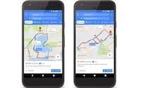 Google Maps recebe atualização com indicação de vagas de estacionamento