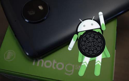 Android Oreo chegará para  Motorola Moto G5S e Moto G5S Plus